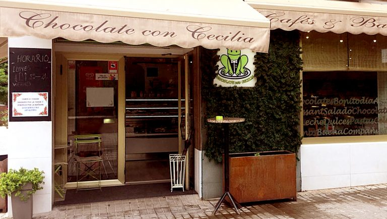 Cafetería en Toledo